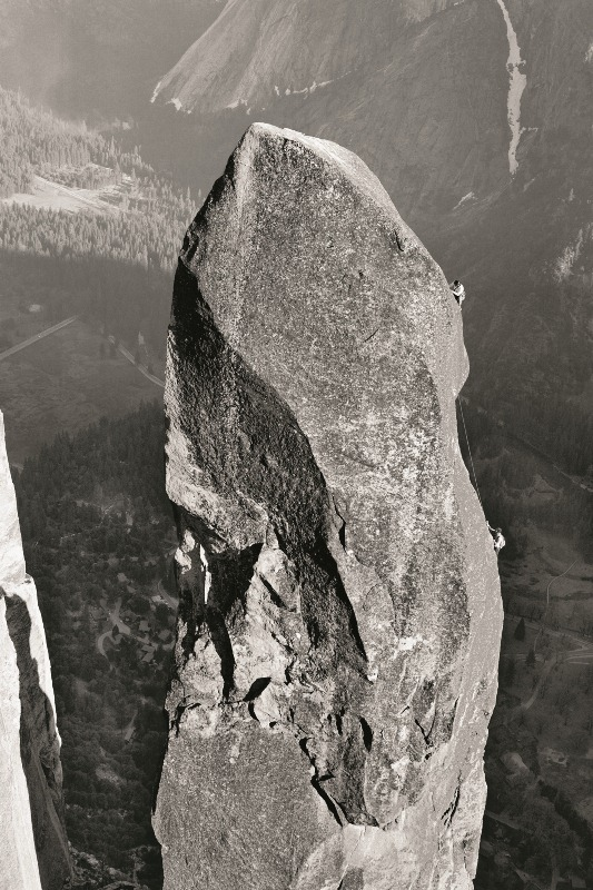 Lost Arrow Spire, Yosemite Valley, California. Photo: Glen Denny.