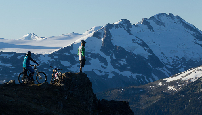 Photo by Sterling Lorence. Courtesy Whistler Blackcomb.