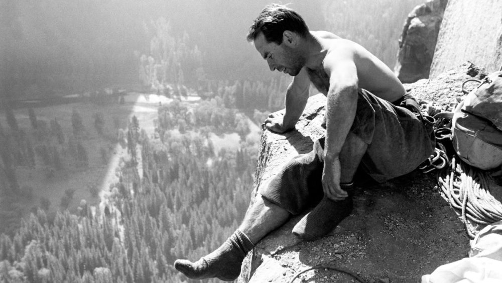 Yvon Chouinard Mountain Life