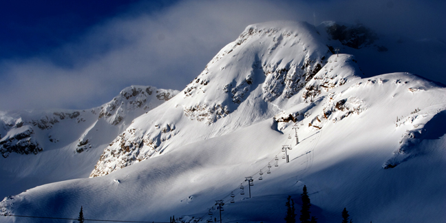 Photo courtesy Whistler Blackcomb.
