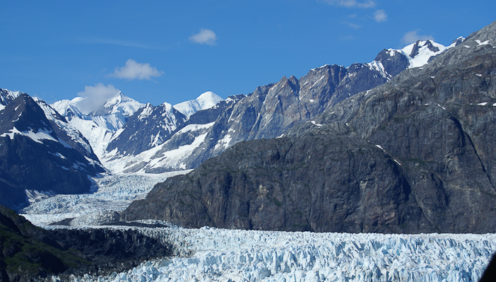Glacier Bay National Park. Photo by Randy Roach.