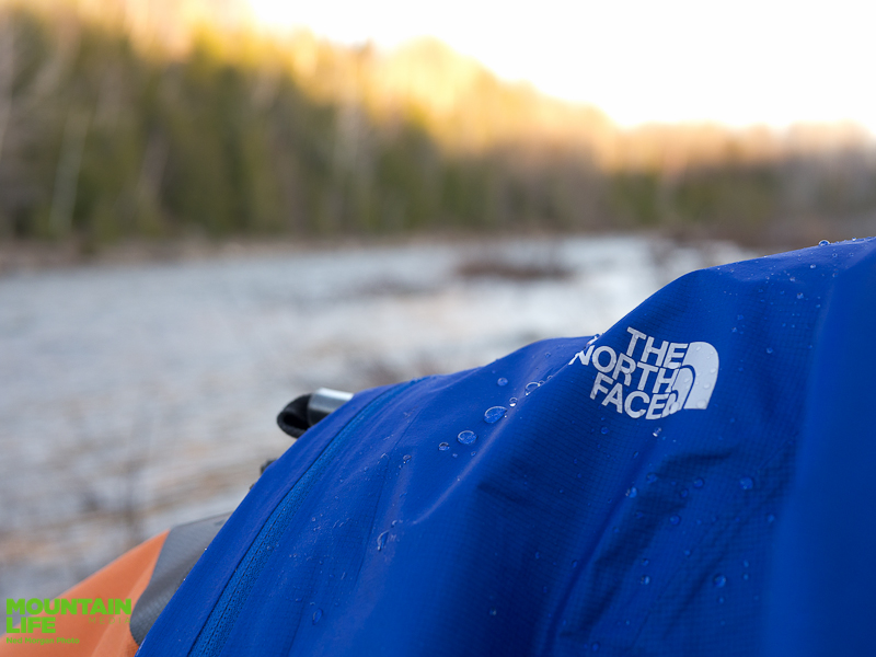The Women's Verto Storm Jacket from North Face.