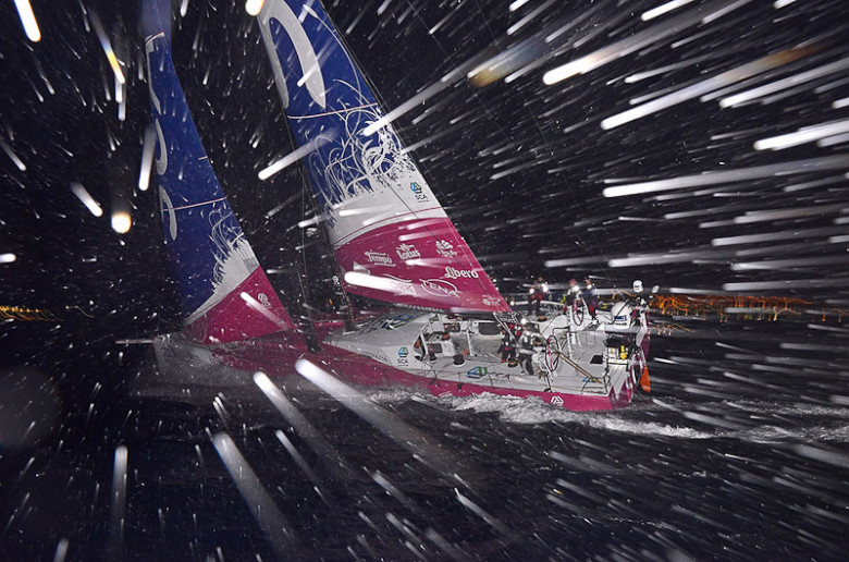 Photo courtesy Team SCA Flickr.