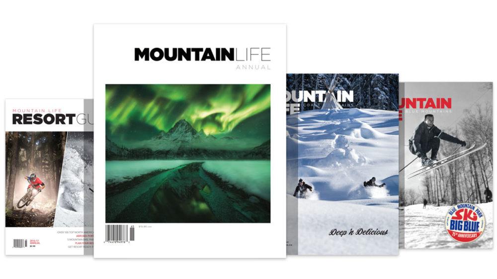 Mountain Life Media Magazines