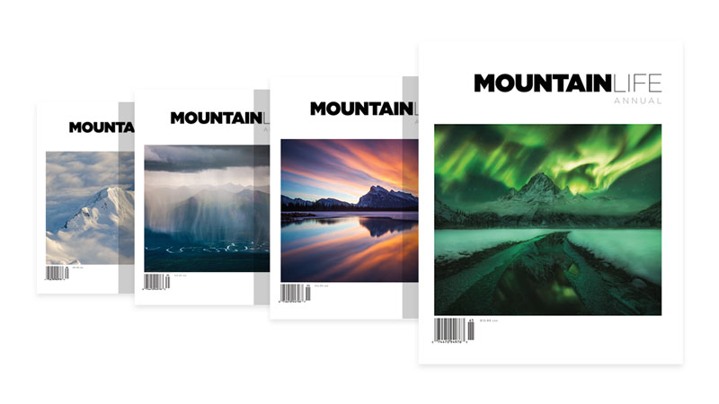 Subscribe to the Mountain Life Annual 2016