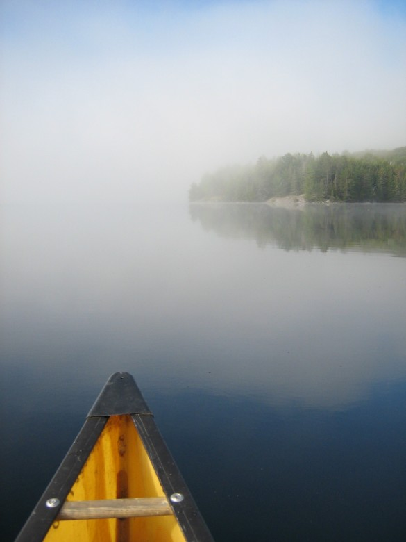 Burnt Island Lake, Algonquin Park.