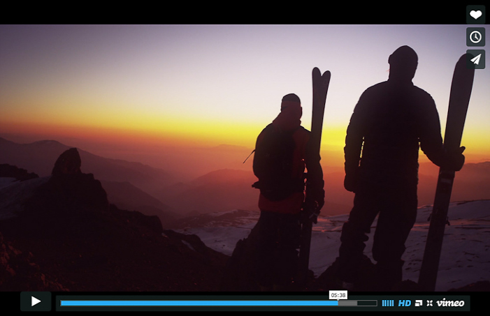 Frame grab courtesy Outdoorresearch.com