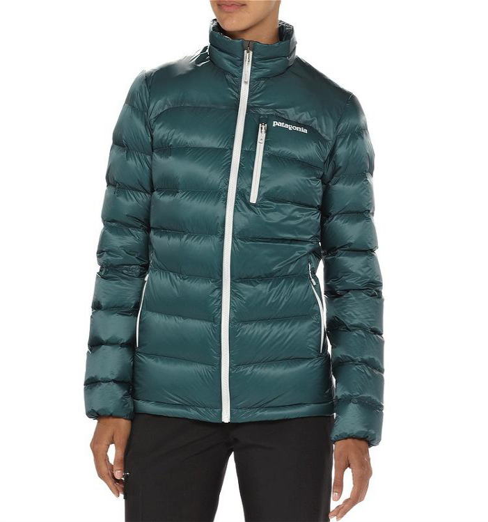 Patagonia Women's Special Edition Fitz Roy Down Jacket.