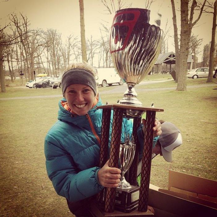The Capital Cup. Courtesy Brenna Kelly.