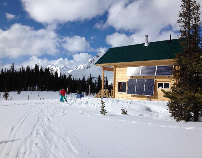 Photo courtesy Mallard Mountain Lodge.