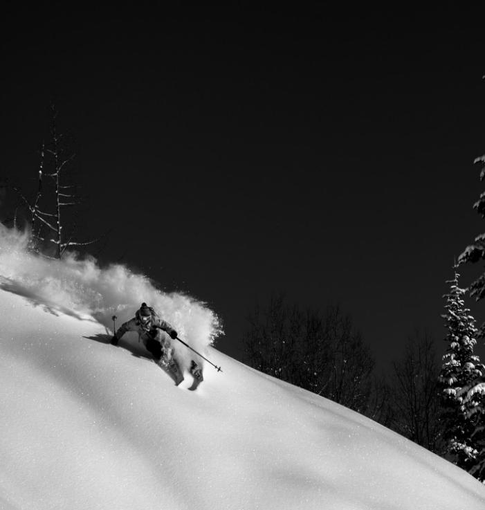 Suz Graham at Last Frontier. Photo by Reuben Krabbe/courtesy Last Frontier.