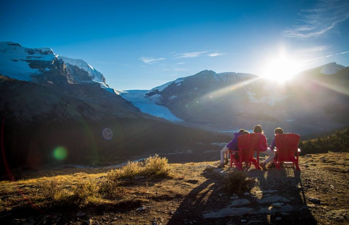 parks canada s red chairs program nature for the masses mountain life