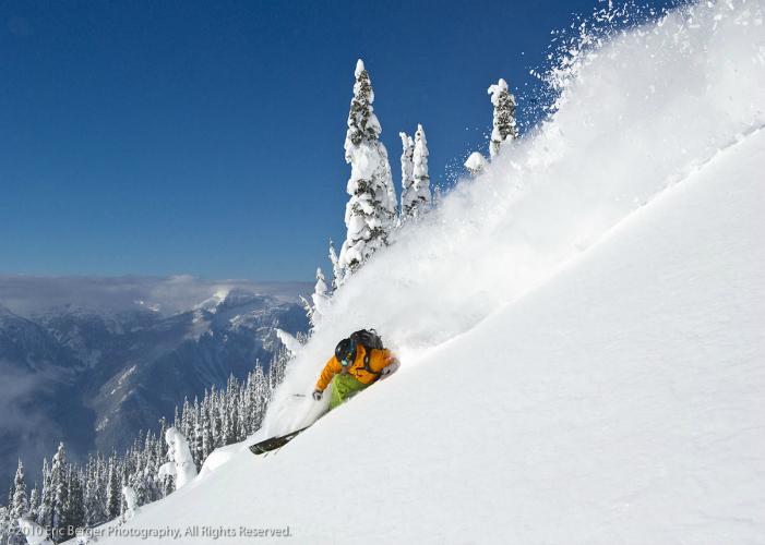 Revelstoke Mountain Resort. Photo by Eric Berger/couretesy Revelstoke.