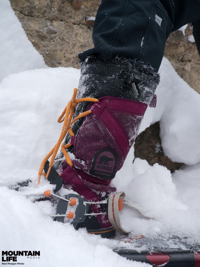 Sorel Glacy Explorer.
