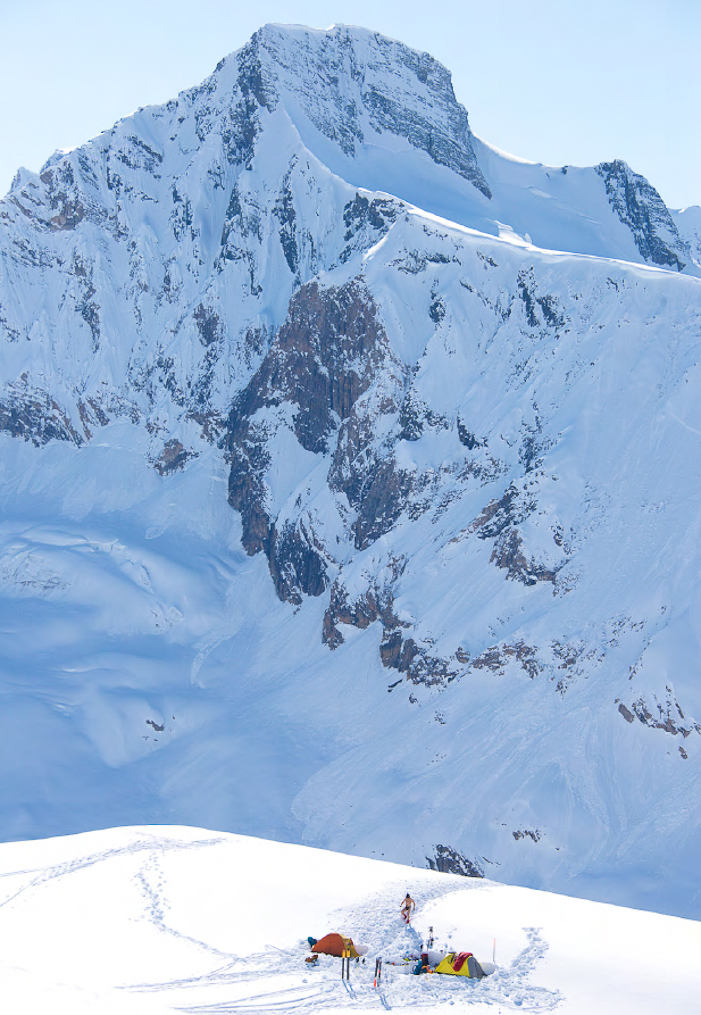 Next to resident grizzlies, backcountry skiers stand to lose the most from development.