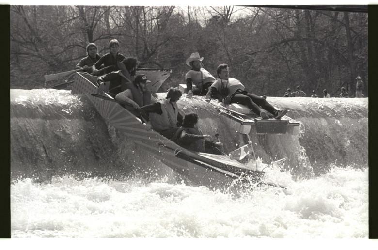 Beaver River Rat Race ©Willy Waterton Photo