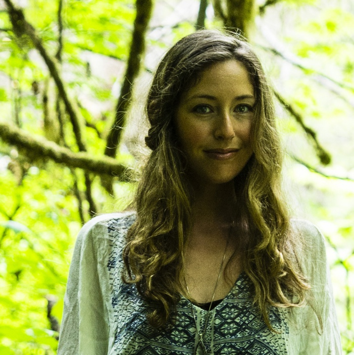 Portrait of Darcy Turenne in Squamish, British Columbia, Canada.