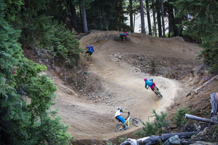 Photo Credit: Whistler Mountain Bike Park | Justa Jeskova