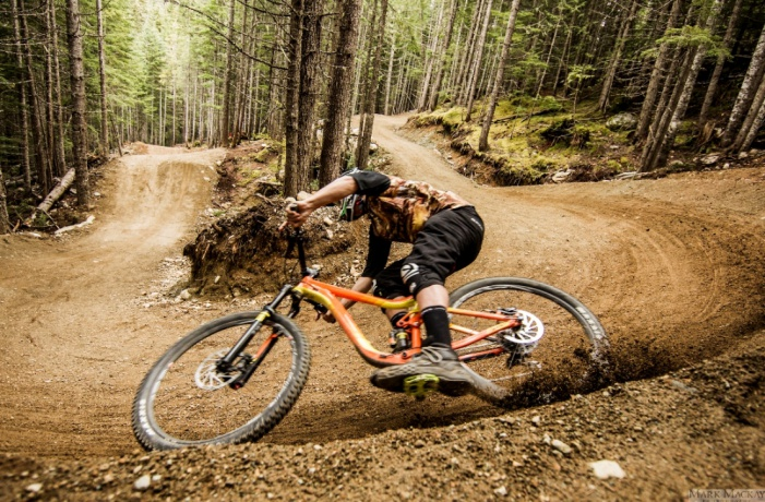 Photo Credit: Mark Mackay | Whistler Mountain Bike Park