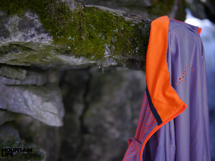 Hung up on the trail: Helly Hansen Men's Pace Block Jacket.