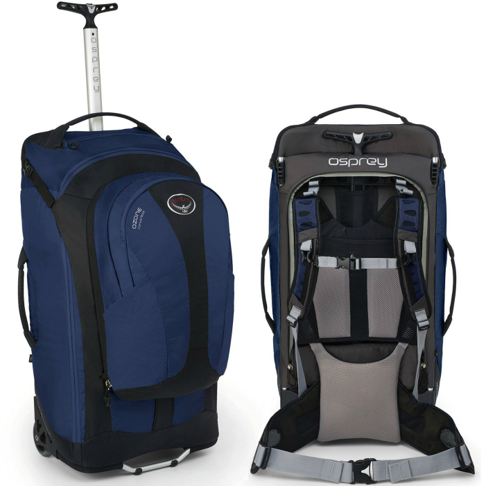 "Osprey Ozone Convertible 28""/70L."