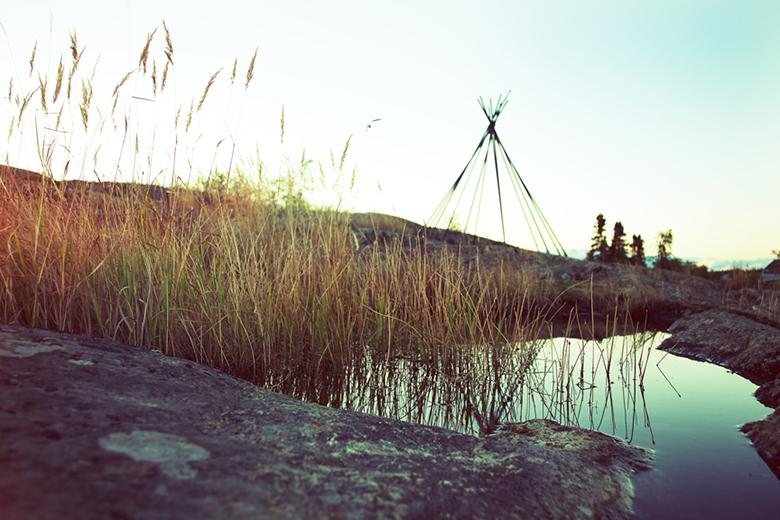 Northern Tipi. ERIC BECKSTEAD PHOTOS