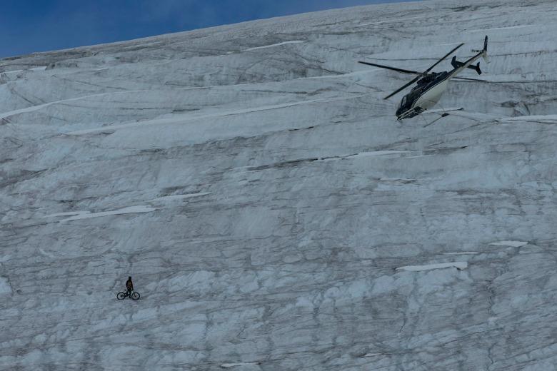 tgr glacier