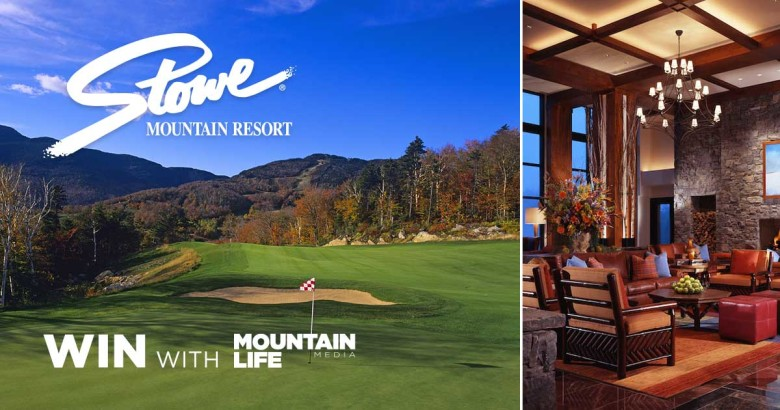 WIN a Summer Vacation in Stowe, Vermont