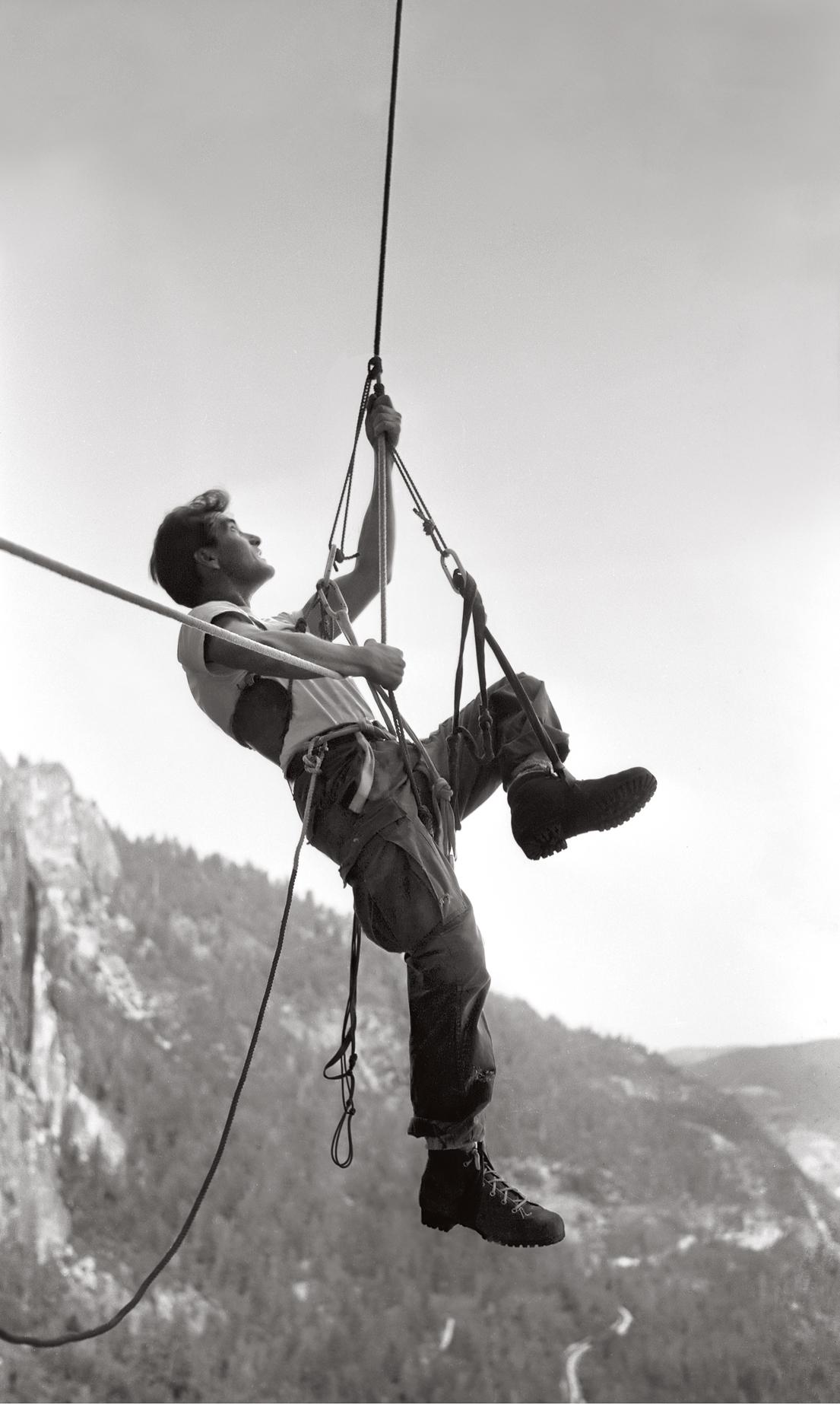 Yosemite in the Fifties