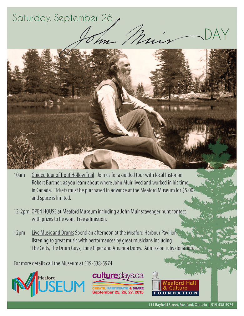 John Muir day_Sept 26