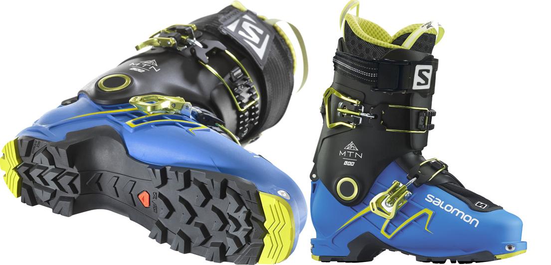 Salomon Mtn Lab Freeride Touring Boot Mountain Life