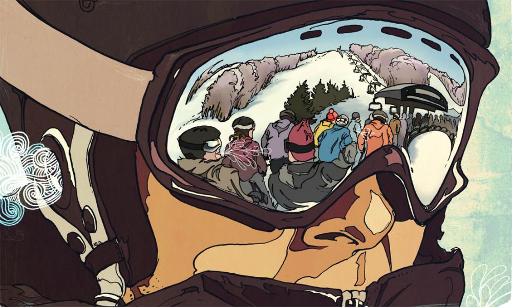 Illustration by Dave Barnes