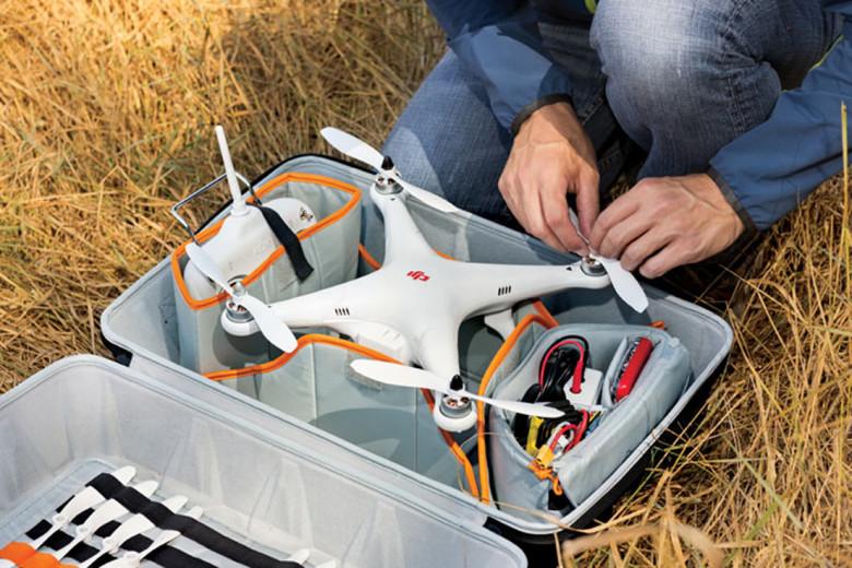 Drone_Fixing_DJI