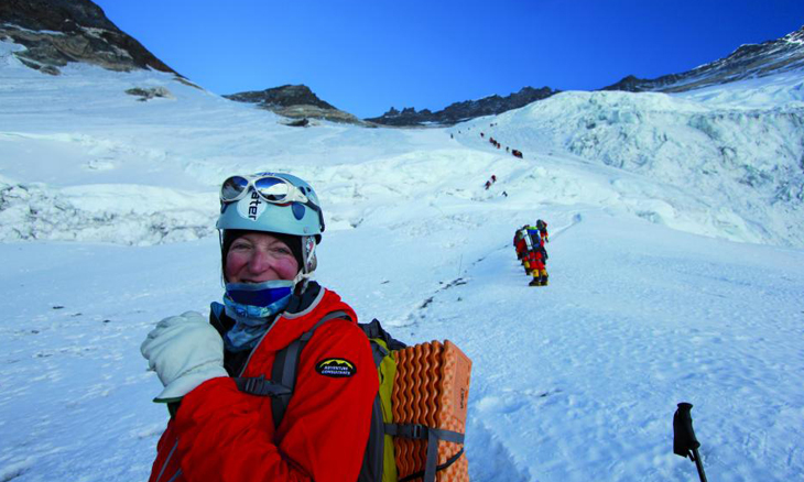 Guiding Everest in the 21st century_LYDIA BRADEY COLLECTION