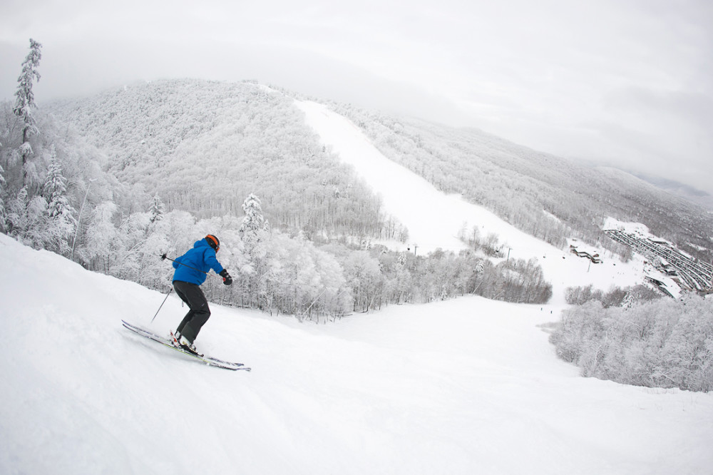 Photo courtesy Killington.