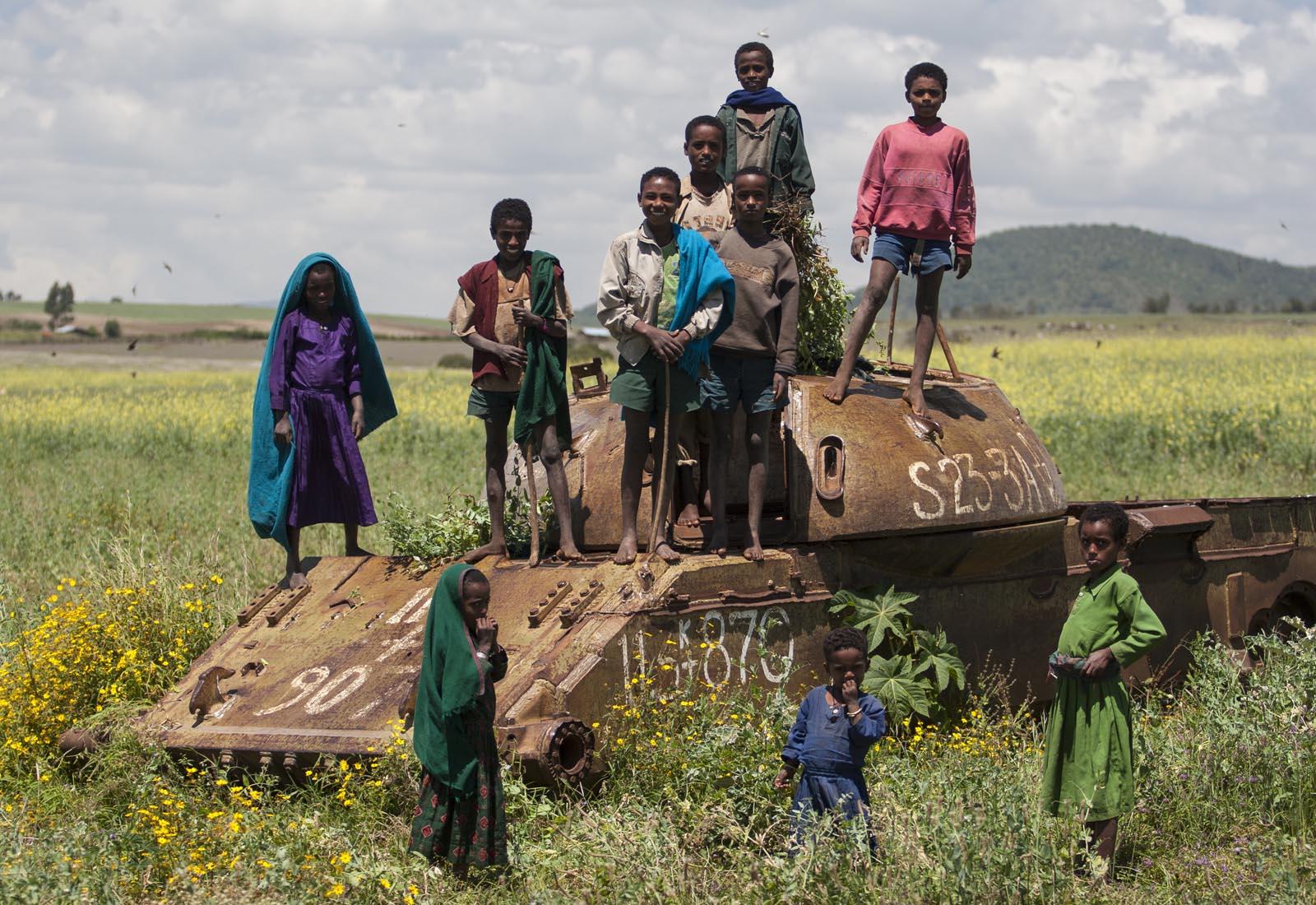 Tank Kids, Ethiopia