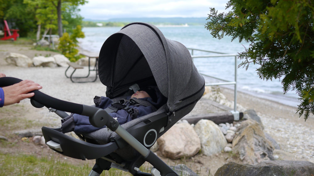 Stokke Trailz Stroller: Rugged & Ready - Mountain Life