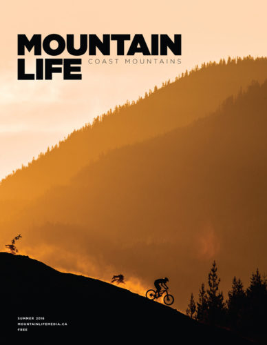 Mountain life coast mountains summer 2016 preview for Living on a mountain