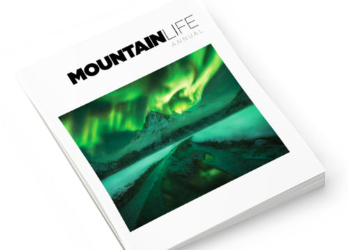 Blank magazine cover II