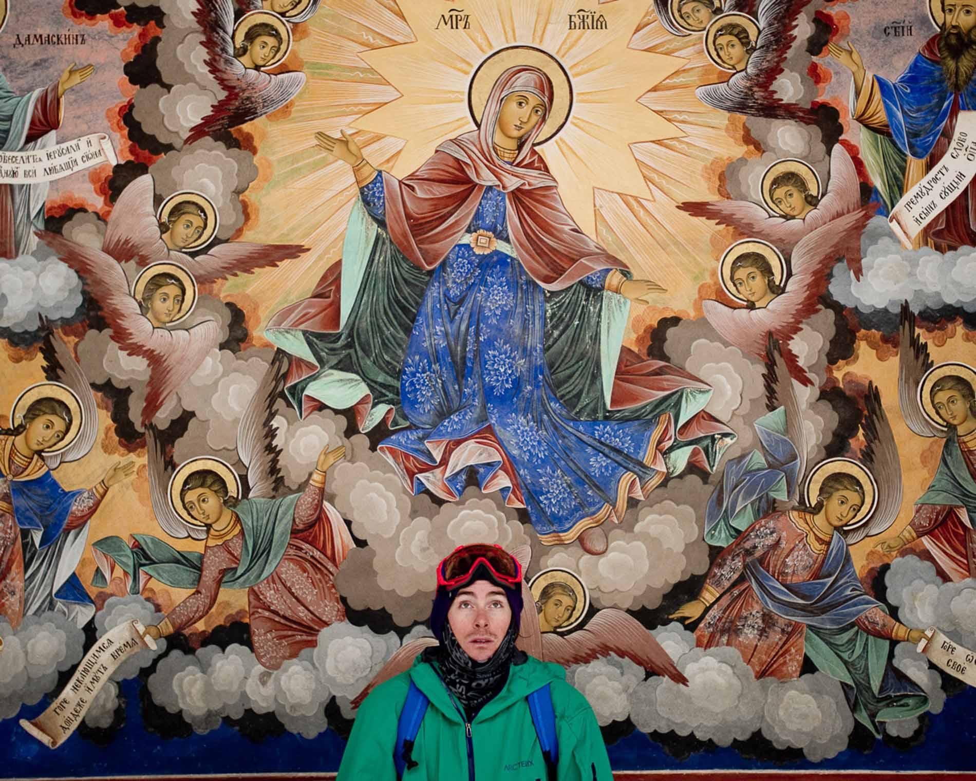 Forrest Coots. Rila Monastery, Bulgaria