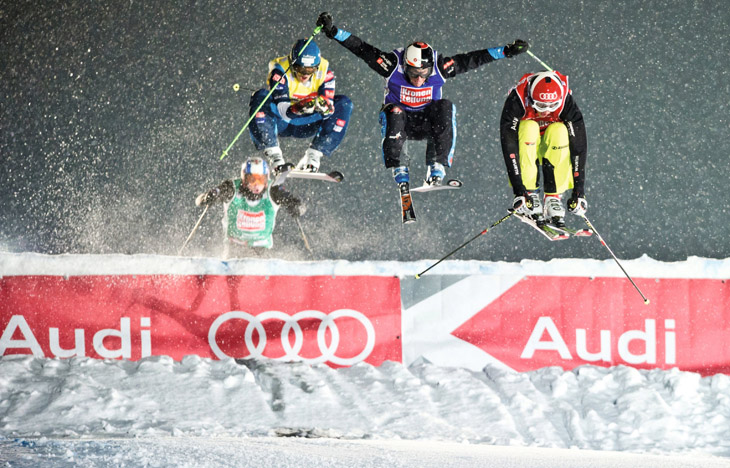 Image result for audi canada ski jump