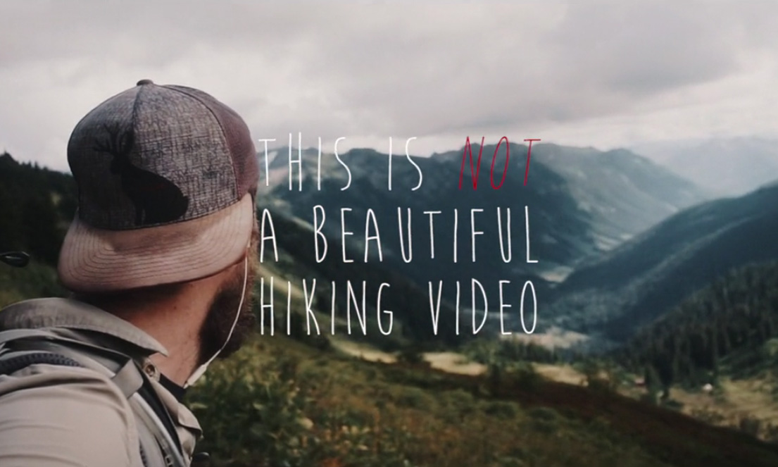 This Is Not A Beautiful Hiking Video: A Pacific Crest Trail Thru-Hike - Mountain Life