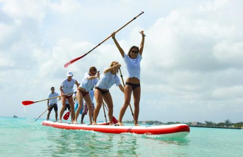 WIN a trip to Barbados to the Dragon World Championships with Mountain Life, Red Paddle Co.