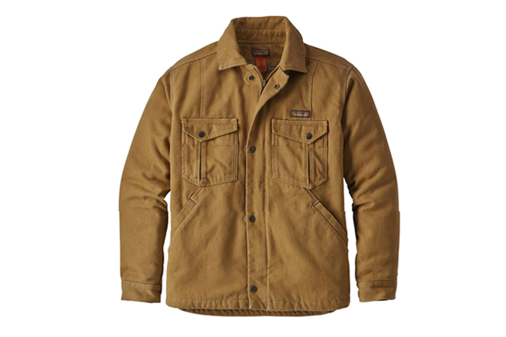 Patagonia Iron Forge Hemp Canvas Ranch Jacket Mountain Life