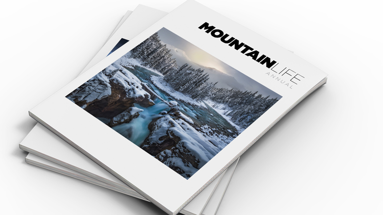 Mountain Life Annual Cover