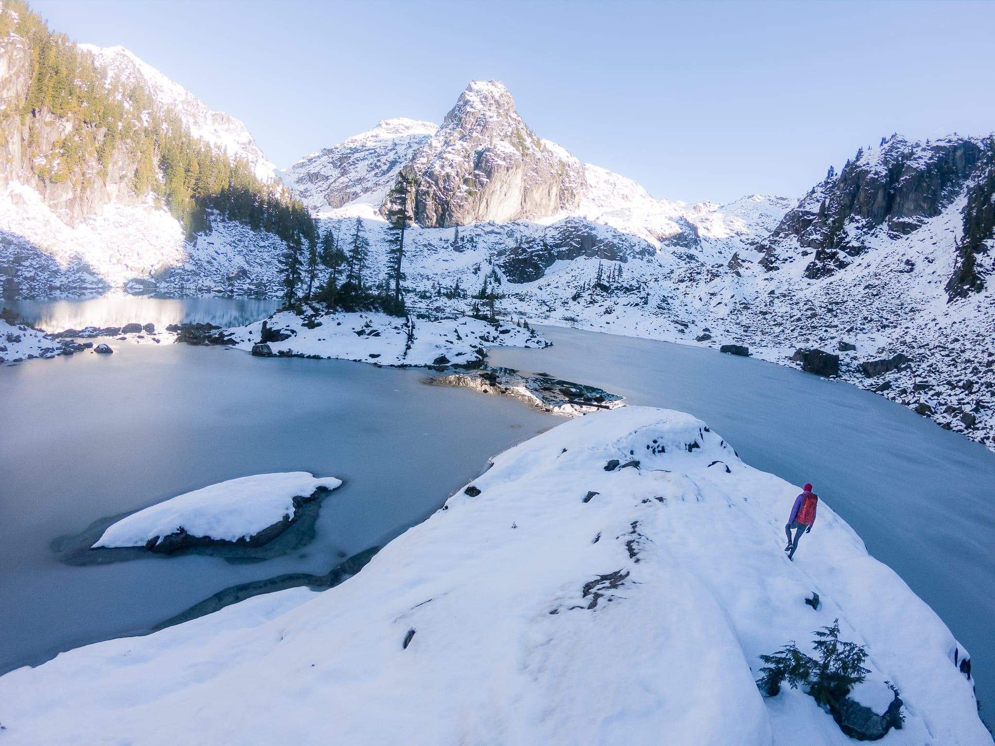 Watersprite Lake, Squamish BC