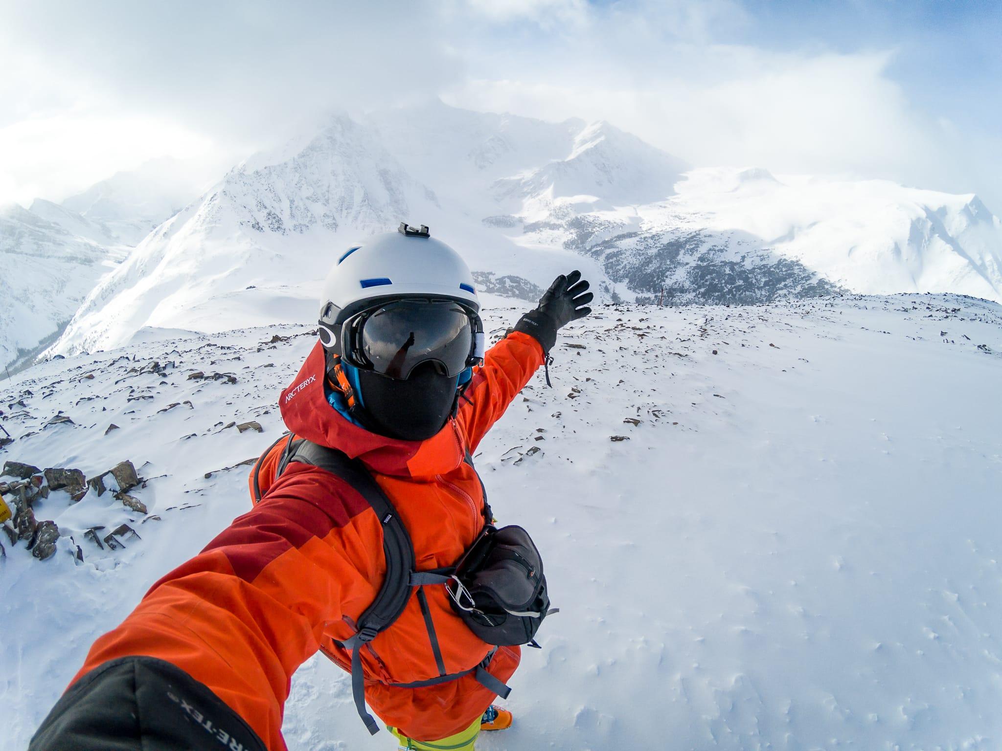 Mount Marmot