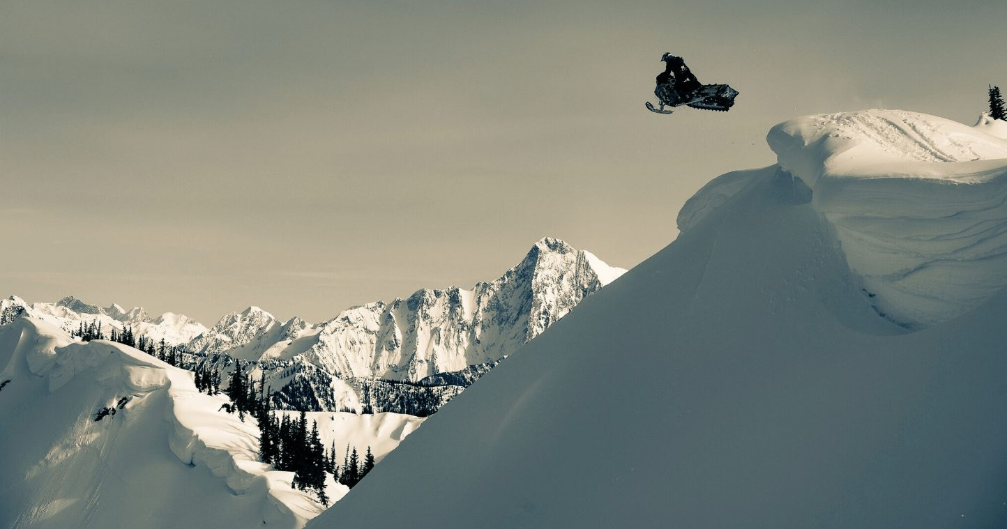 Jeremy taking flight Alain Sleigher Photo