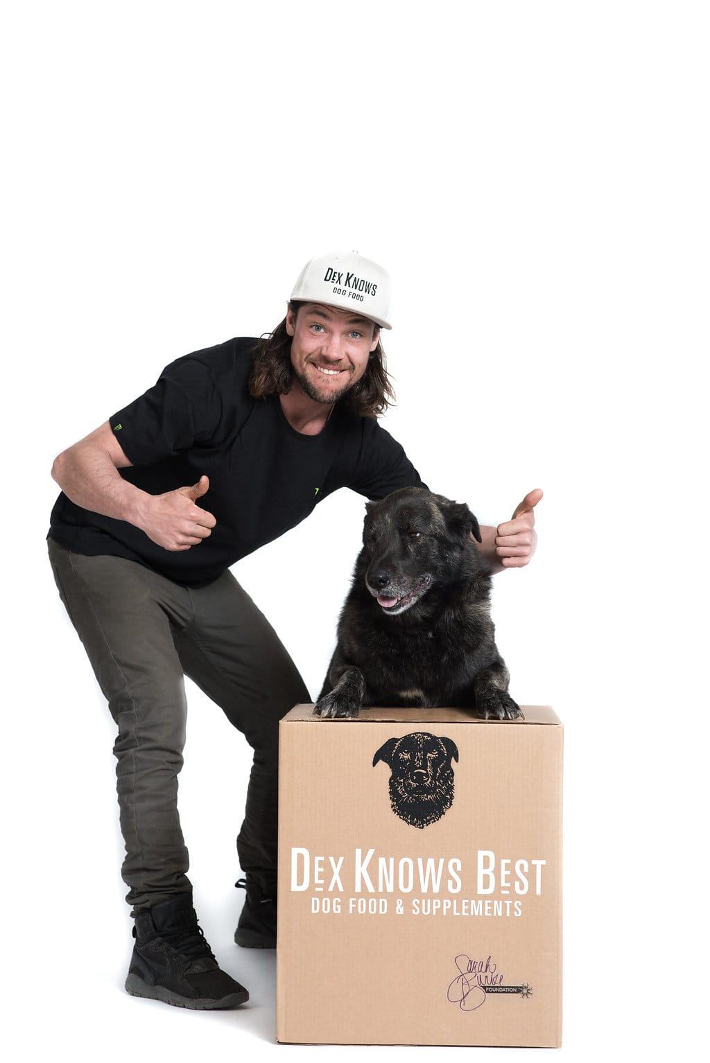 Dex Knows Best Dog Food