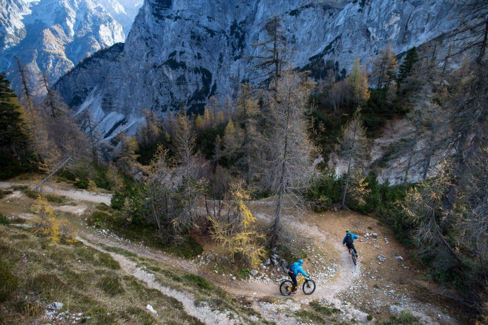 Slovenia Mountain Biking